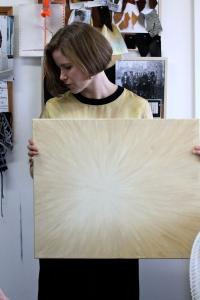 Kaylene Milner studio Curium Lucinda